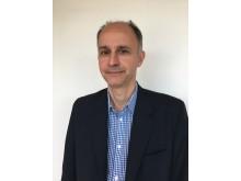 Andreas Scheutz, forsknings- och innovationsdirektör Region Uppsala