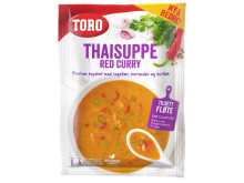 TORO Thaisuppe Red Curry