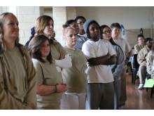 Women in prison.