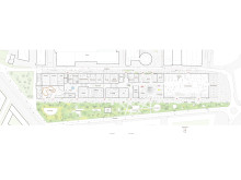 Plan gatenivå - Kabelgaten