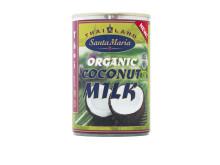 Santa Maria Organic Coconut Milk