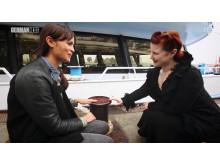GERMAN-NESS Claire Oelkers mit Bizarr-Lady Undine