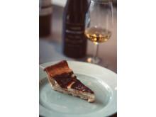 Tarte au Fromage_Brochets hemliga familjerecept_Till nya dessertvinet Brochet Quarts de Chaume