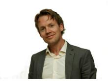 Mikael Boström från Rawfoodmiddagar spred glädje, inspiration och information om rawfood under kvällen