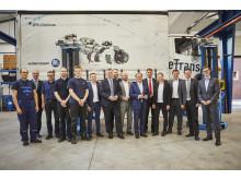 Ministerpräsident Armin Laschet zu Besuch bei BPW