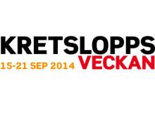Kretsloppsveckan 2014 - logotyp