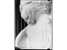 Gustav Vigeland, Fabritius' Angel (detail), 1900. Marble. / Fabritius' engel (detalj), 1900, marmor.