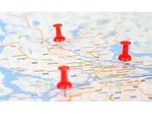 SunGards nya tvillinghall möjliggör geografisk riskspridning
