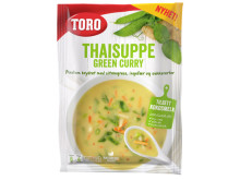 TORO Thaisuppe Green Curry