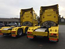 To nye Scania R 450 til Fætrene Andersen