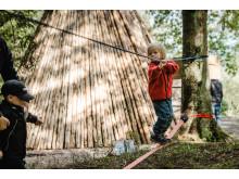 Skogsmulleriket på Billingen Skövde – barn