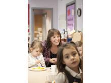 Maree Todd @ Seafield Nursery