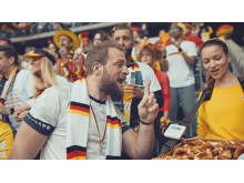 """""""Ich zahle Visa."""": Visa startet Rekord-Markenkampagne in Deutschland"""