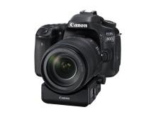 EOS 80D EF-S 18-135mm f3.5-5.6 IS USM og Power Zoom Adapter PZ-E1FSL