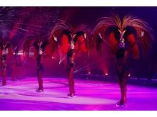 """Die neue HOLIDAY ON ICE-Show """"TIME"""" lockt mit atemberaubenden Performances und schillernden Kostümen"""