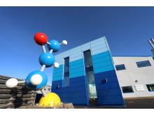 Neuer Innovationscampus von AkzoNobel in Felling, UK
