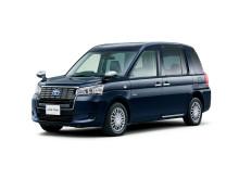 Den nya JPN-taxin är tänkt att ersätta de smått ikoniska Toyota Crown, som i dag dominerar den japanska taximarknaden.