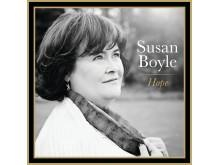 Susan Boyle - Albumomslag - Hope