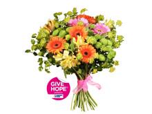 Give Hope-buketten på Interflora.se