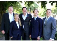 JLL rekryterar 5 nya medarbetare