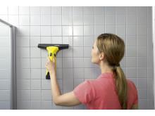 Kärcher vindusvasker WV 2 Plus Rengjøring Fliser