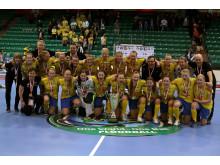 Sveriges U19-damer är världsmästare