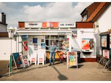 Kiosk Peppersack, Hamm