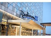 Radisson Blu Riverside Hotel