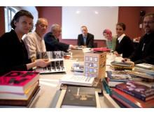Svensk Bokkonsts juryarbete 2012