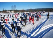 Trysil Skimaraton med perfekte løypeforhold!