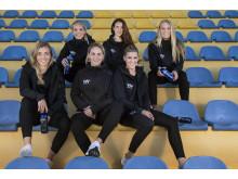 Sportdrycken Vitamin Well+ landslaget i Algarve.