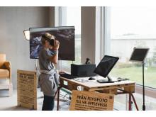 Virtual Reality I Vallastaden