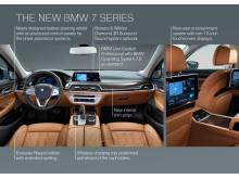 Den nye BMW 7-serie - highlights