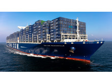 High res image - Marlink - Maritime - CMA CGM