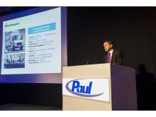 Markus  Schell gibt Zusammenarbeit mit Paul Nutzfahrzeuge GmbH