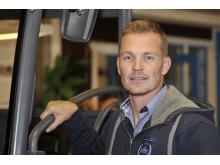 Henrik Johansson är nöjd över samarbetet