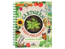 Gärtnern in Beet, Topf & Kasten - Cover