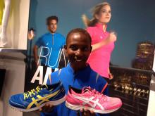 Lycka till på Stockholm Halvmarathon Isabellah!