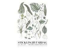 Sticklingbytardag på Trädgårdsmässan 24 mars