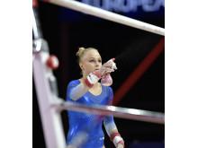 EM i artistisk gymnastik 2018, Jonna Adlerteg