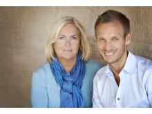 Ewa Samuelsson (KD) och Erik Slottner (KD). Obs! Ange foto: Scharlotte Peppare. Bildformat: 300 DPI.