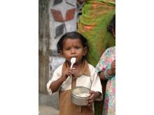 Ge bort näringstillskott