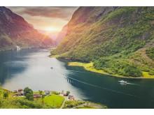 Satelittbredbånd over hele Norge
