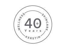Logo - Kerstin Florian 40 år