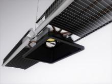 Cu-Beam™ suspended lights - Lyser i mer än 37 år. Bild 5.
