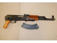 Deactivated AK-47 handed in at Hammersmith and Fulham