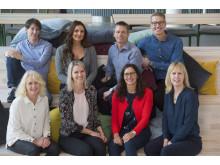 The Umeaå Biotech Incubator team