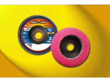 Flexovit Mega-Line Curved Performance - Uusi ratkaisu kulmien hiontaan - Tuote 1