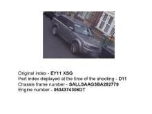 suspect vehicle details
