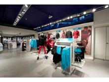 ASICS Flagship Store Stockholm löparkläder 1